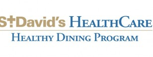 St. David's Healthy Dining Program